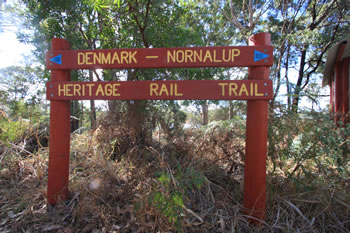 Denmark-Nornalup Heritage Rail Trail
