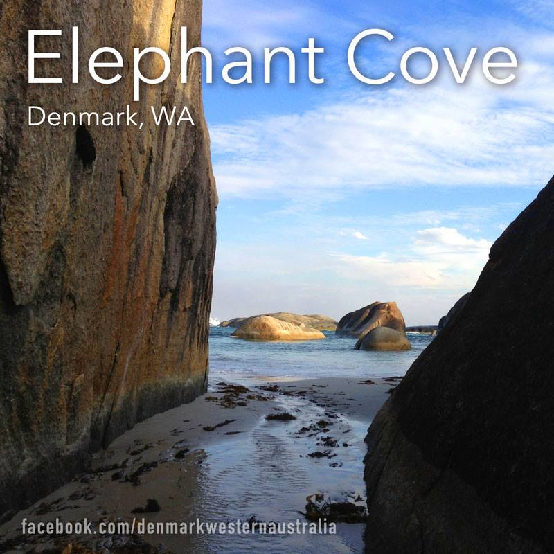 Elephant Cove at Greens Pool, Denmark, WA
