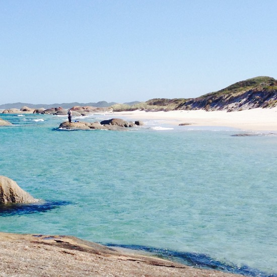 Greens Pool, Williams Bay National Park, Denmark, Western Australia