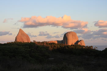Tower Hill Sunset, William Bay National Park